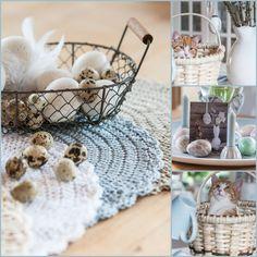 Herzenswärme Happy Easter, Table Decorations, Furniture, Home Decor, Easter Activities, Happy Easter Day, Decoration Home, Room Decor, Home Furnishings