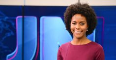 """More from the land of """"No, we aren't racists"""" – Top news program's first black weather girl targeted with numerous racist offenses on program's social network"""