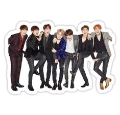 Bts stickers featuring millions of original designs created by independent artists. First Love Bts, Bts Cake, Foto Pastel, Korean Stickers, Bts Birthdays, Bts Merch, Bts Drawings, Bulletproof Boy Scouts, Cute Stickers