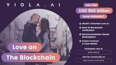 PR: Worlds First Ai & Blockchain-Based Dating & Relationship Project Viola.Ai Raises 70% of Pre-Sale Hard Cap with Less Than 2 Weeks Left