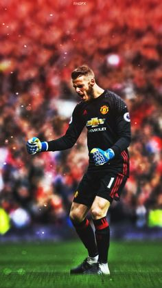 No one in this world is better than David DeGea Manchester United  Wallpaper 7b53b107a