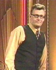 """I always liked the Greg Proops """"vest without jacket"""" look."""