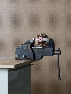 Pressure doll by Carl Kleiner
