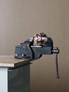 Pressure doll by Carl Kleiner