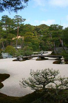 Adachi museum, Shimane, Japan