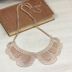 Buy Peter Pan Collar Necklace from lisaangel.co.uk :: Lisa Angel Jewellery and Gifts