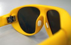 Mylon: 3d printed eyewear by Mykita