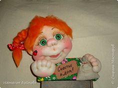 Кукла выполена в скульптурно-текстильной технике. Композиция держитсяна плинтусе с помощью клейкой ленты . В мешочке обереговые травки. Кукла выполнена по мк Е.Лаврентьевой фото 1