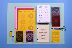 Laus Awards 2012 on Behance