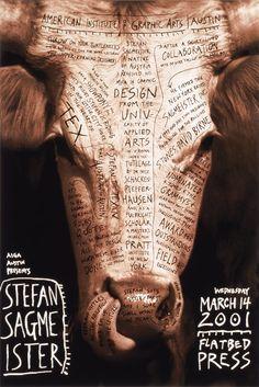AIGA Austin : Stefan Sagmeister