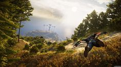 """Just Cause 3 Preview: Everything Is Better With Explosions - Open-world third-person shooter series Just Cause is known for its explosions and action-packed gameplay. Creator Avalanche Studios sums up the latest entry, Just Cause 3 as """"blowing things up with fun characters,"""" citing movies such as The Expendables, Tropic Thunder, and True Lies as being some of its inspirations - and rightly so...."""