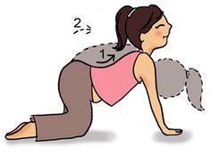 postures yoga enfant