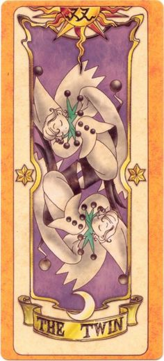 The Clow: Twin Card