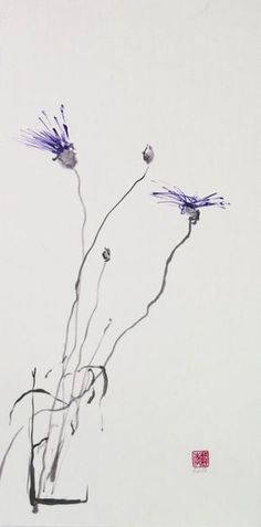 "Lilith Ohan Sumi-e, Pencil Drawings Blog: Moderation ""Tao Te Ching"" verse 9 for Artists"