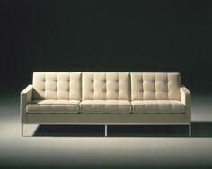 Knoll Florence Knoll Three Seater Sofa   2Modern Furniture & Lighting