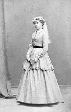 tarantella dress 1870's - Google Search