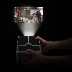 Smartphone Beamer