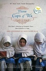 Three Cups of Tea: One Man's Mission to Promote Peace...One School at a Time. Very eye-opening and inspiring.