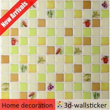 New arrival Asia peel and stick wall tile for kitchen backsplash