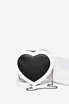 Heart of Darkness Crossbody Bag
