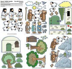22, 23, 24: Hij is hier, Het licht van de gehele wereld, De koning van alle koningen, BBJ 176 ev, Kerst, Geboorte van Jezus, Herders, Wijzen