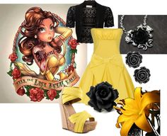 """""""Belle"""" by jessica-nichole-wilson on Polyvore"""