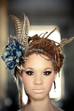 Wild locs!! #dreadstop - We are Live at www.DreadStop.Com