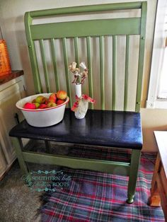 A Southern Belle with Northern Roots/Junkflirt: Upcycled Cribs