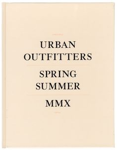 Urban Outfitters Lookbook ~ Monica Nelson