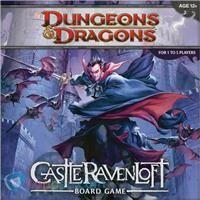 D&D Castle Ravenloft Boardgame (Engels) - Koppen.com