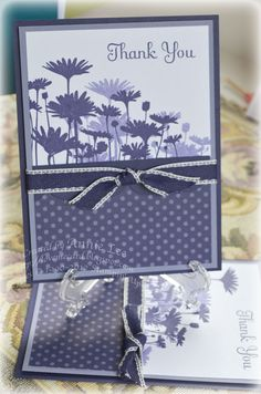 Love to Make Cards: Auld Lang Syne: Upsy Daisy