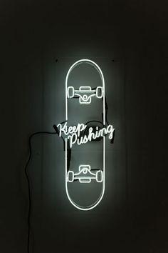 Keep Pushing