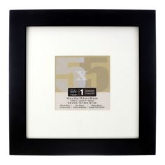 <div>This item is sold individually in store.<br><br>Elegant and classic, the Wall Frame by Stud...