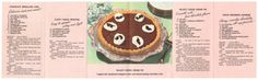 Chocolate Town Classics Made With Hershey's Cocoa Adv. F 245, 1963 PH1897 A  #Chocolate #Recipes #Summer #Hersheys #Cocoa #Eudaemonius #BlueMarbleBounty #Vintage #Cooking #Baking #YourEveryDaySanta