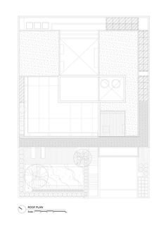 Casa en Permata Hijau,Planta Inside Home, 2nd Floor, Architects, Floor Plans, 1, Gallery, House, Image, Houses