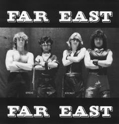 Far East (5) - Ripper Slasher / Screaming In The Night (Vinyl) at Discogs