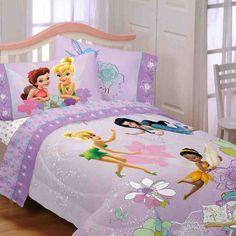 Tinkerbell Comforter Set Twin - Home Furniture Design Twin Bed Sheets, Twin Comforter Sets, Home Furniture, Furniture Design, Linen Rentals, Tinkerbell, Disney Fairies, Linen Bedding, Bed Linen