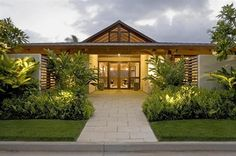Little Tropical House Plans | HAWAIIAN STYLE HOUSE PLANS - Home Plans & Design