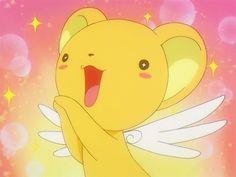 Cardcaptor's Tea Kero-chan GIF