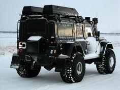 Ice Rover