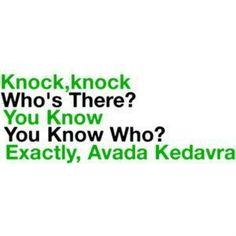 Best knock knock joke ever!