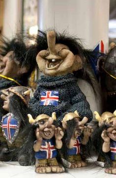 Icelandic Trolls only turn their noses up once every 3 years when the scent of Tortilla's being fried in Peru breezes over their country with the North Atlantic 2nd level air current.