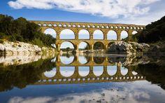 Pont du Gard - Nîmes, sul da França