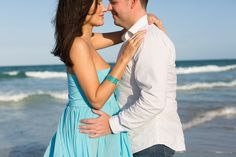 We went to South Pointe Park in Miami Beach to photograph this couple and document her pregnancy. Maternity Photographer, Maternity Session, Miami Beach, Pregnancy Photos, Sunset, Park, Couple Photos, Couples, Photography