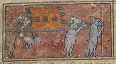 Le Roman de Renart Date d'édition : 1325-1350 Type : manuscrit Langue : Français