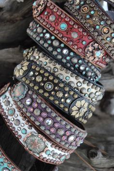 Pamper Your Pooch with Western Dog Collars - COWGIRL Magazine