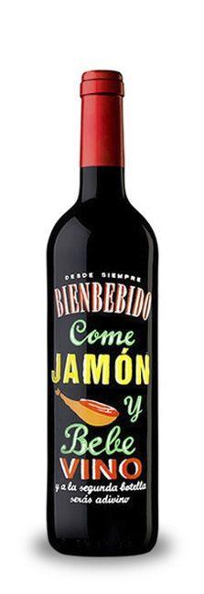 Bienbebido, Come Jamón y Bebe Vino 2012