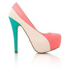 They look like ice cream Crazy Shoes, New Shoes, Me Too Shoes, My Unique Style, My Style, Shoe Room, Shoe Closet, Mint Coral, Mint Green