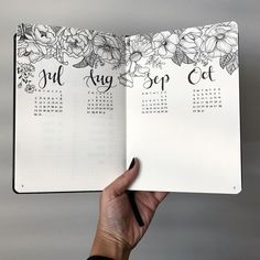 Finally finished the first #futurelog. I thought I might keep the floral theme going. But I'm indecisive as to whether to add colour to this or leave it as is?? What does everyone think? I'm still unsure which direction I would like my bujo to go. I can't decide whether I should make it minimalistic or more colour and artsy . . . . Inspired layout from the incredibly talented @bonjournal_ . . . #bujonewbie #bulletjournalnewbie #futurelog #bujofuturelog #bulletjournalfuturelog #stationery ...
