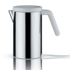 Hot.it Electric kettle in stainless steel 220-240V, Alessi
